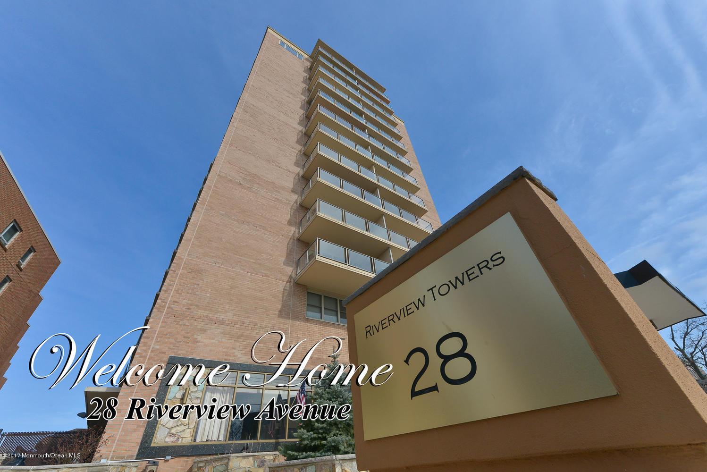 28 RIVERSIDE AVENUE #6-J, RED BANK, NJ 07701