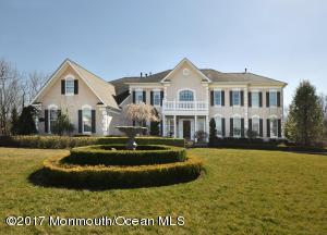 Property for sale at 814 Dancer Lane, Manalapan,  NJ 07726