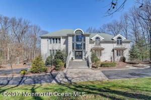 Property for sale at 20 Taylor Lake Court, Manalapan,  NJ 07726