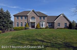 Property for sale at 57 Molly Pitcher Drive, Manalapan,  NJ 07726