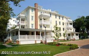 Beautiful and move in ready with parking!  Welcome to your new home only 3 blocks to the the gorgeous Asbury Park beach and boardwalk!  This stunning unit features an EAST facing balcony, beautiful kitchen with granite, stainless appliances, recessed lighting, hardwood floors, decorative moldings, washer and dryer in the unit, private basement storage and on site parking.Professionally landscaped, elevator building and only 3 blocks to the beach.  Did I mention off street parking for 1 car?