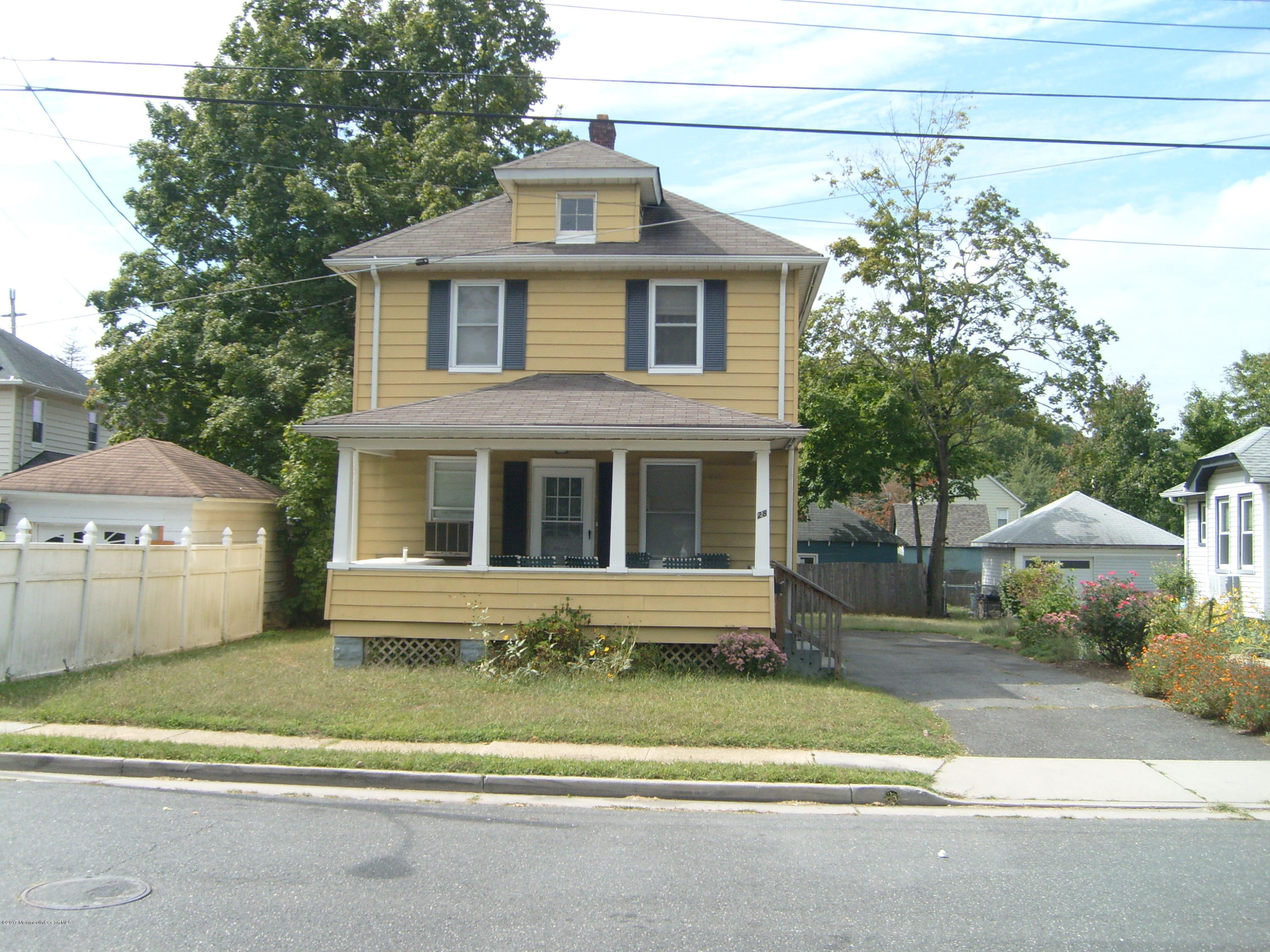 28 CLIFFORD PLACE, RED BANK, NJ 07701