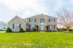 Property for sale at 17 Graversham Drive, Marlboro,  NJ 07746