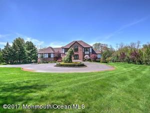 Property for sale at 3 Applegate Terrace, Manalapan,  NJ 07726