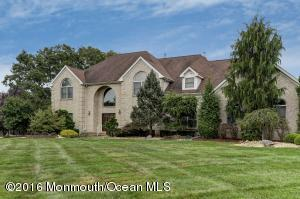 Property for sale at 6 Appaloosa Drive, Manalapan,  NJ 07726