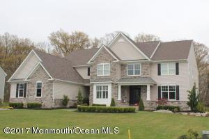 Property for sale at 61 Highland Ridge Road, Manalapan,  NJ 07726