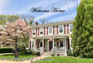 Property for sale at 254 Mercer Street, Hightstown,  NJ 08520