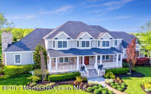 Property for sale at 10 N Bretwood Drive, Colts Neck,  NJ 07722