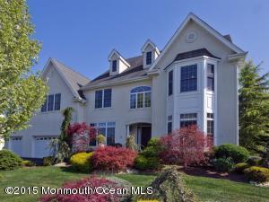 Property for sale at 8 Cornwallis Court, Manalapan,  NJ 07726
