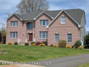 Property for sale at 4 Rudyard Drive, Manalapan,  NJ 07726