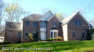 Property for sale at 10 Beechwood Drive, Manalapan,  NJ 07726