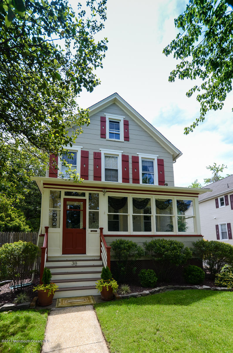 38 MARION STREET, RED BANK, NJ 07701