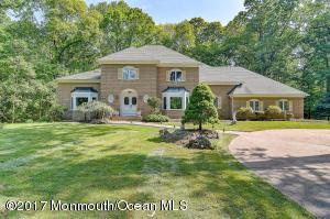 11 Clover Hill Road, Colts Neck, NJ 07722