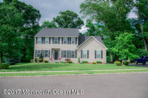 Property for sale at 5 Appaloosa Court, Howell,  NJ 07728