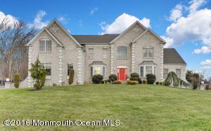 Property for sale at 2 Elkridge Way, Manalapan,  NJ 07726