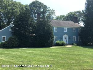 8 Pilgrim Hollow Road, Ocean Twp, NJ 07712
