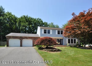2 Gibson Court, Marlboro, NJ 07746