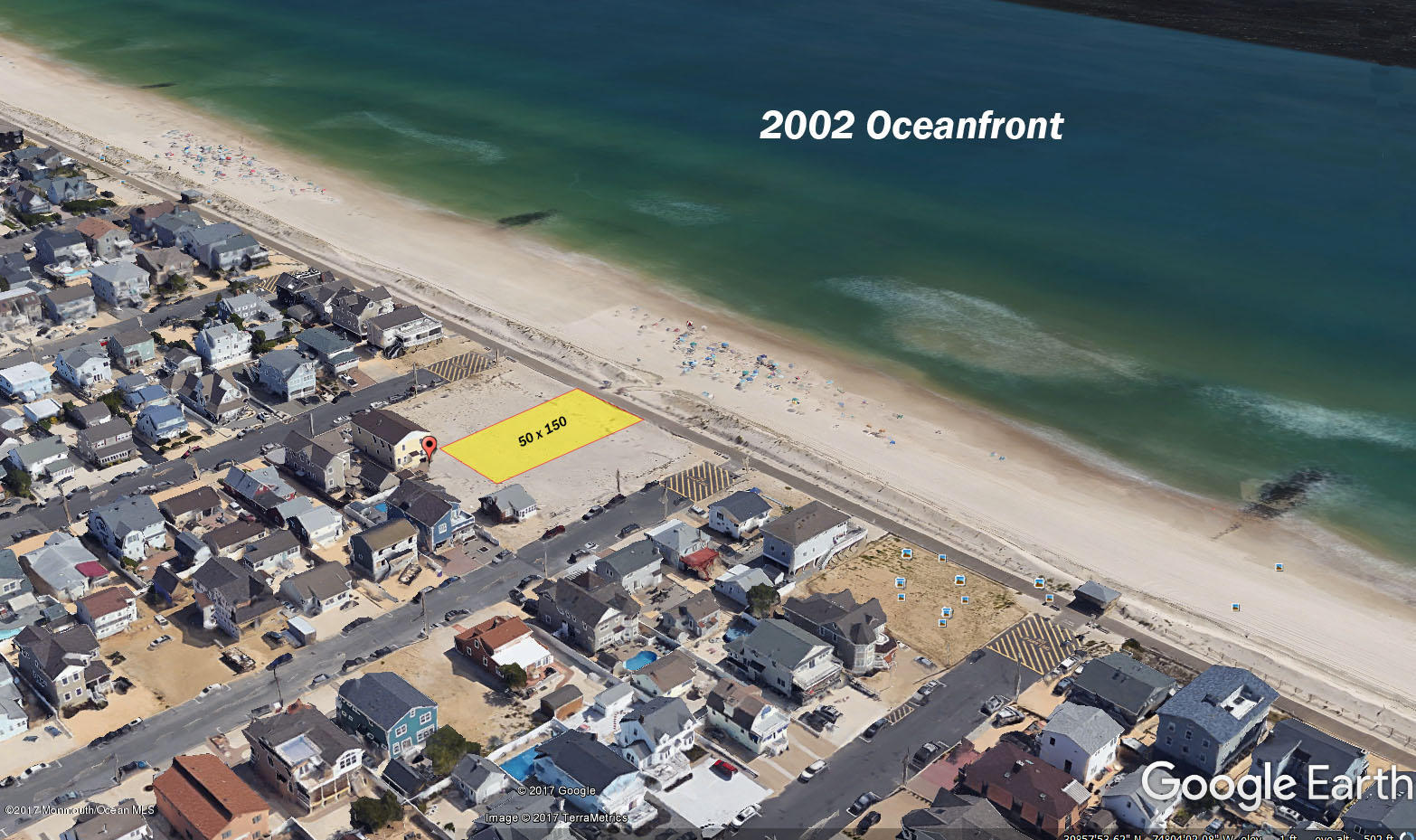 2002  Oceanfront  - Picture 1