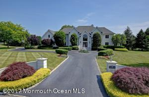Property for sale at 17 Country Club Lane, Colts Neck,  NJ 07722