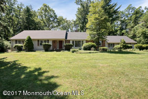 Property for sale at 18 The Enclosure, Colts Neck,  NJ 07722