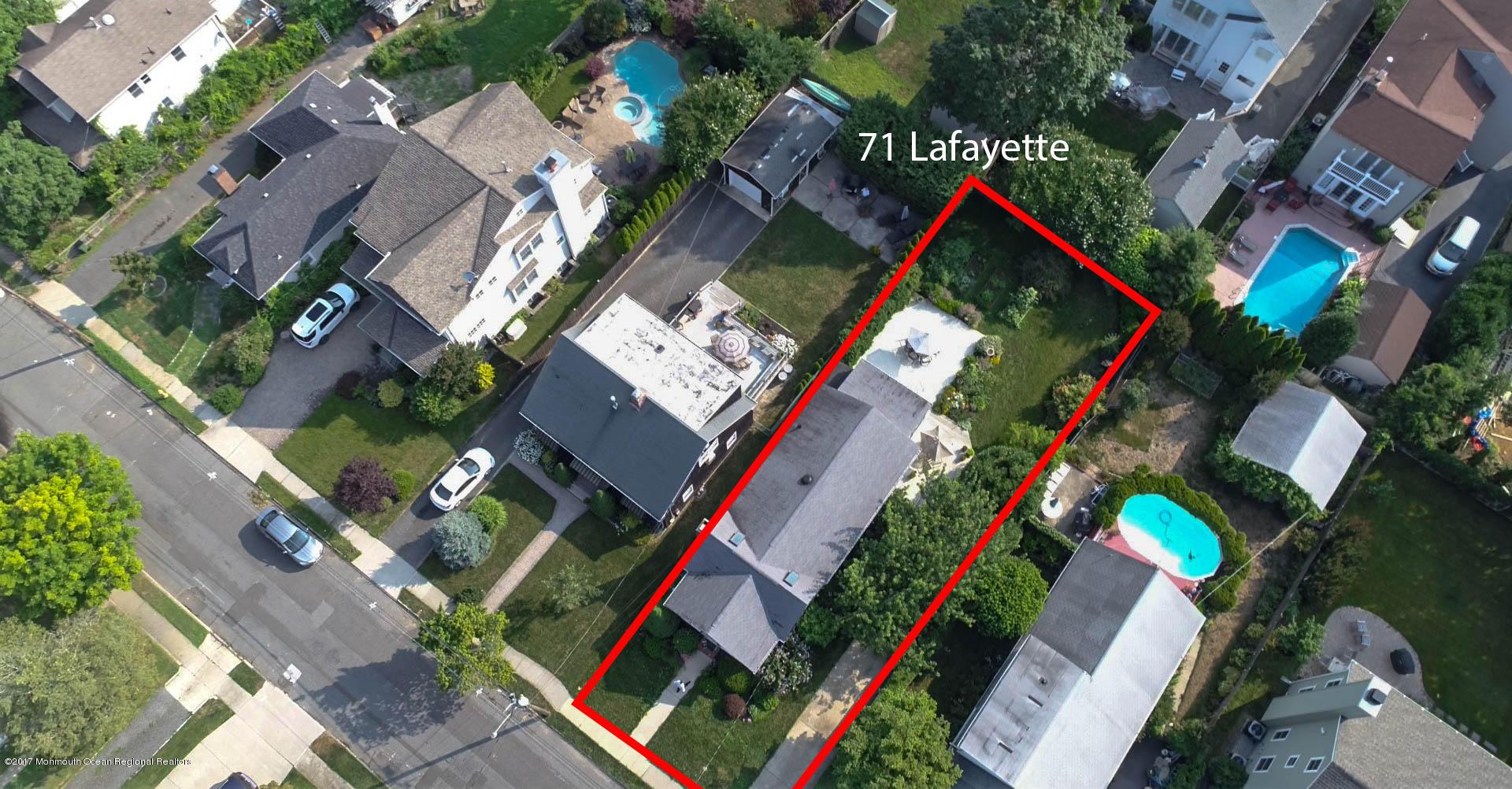 71 LAFAYETTE STREET, RUMSON, NJ 07760