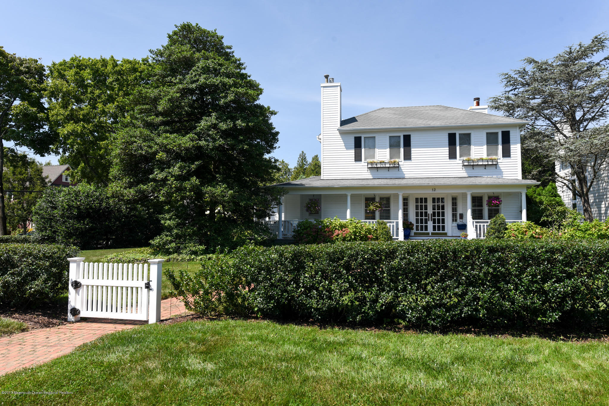 12 WATERMAN AVENUE, RUMSON, NJ 07760