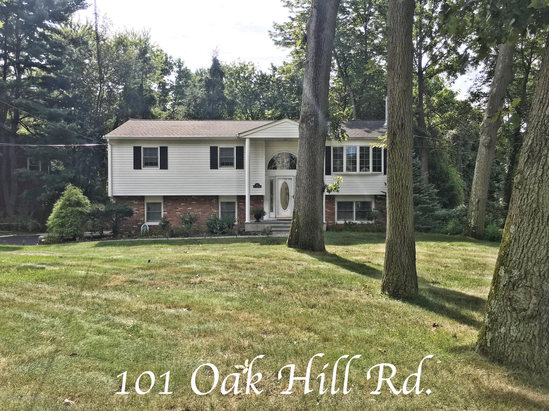 101 OAK HILL ROAD, RED BANK, NJ 07701