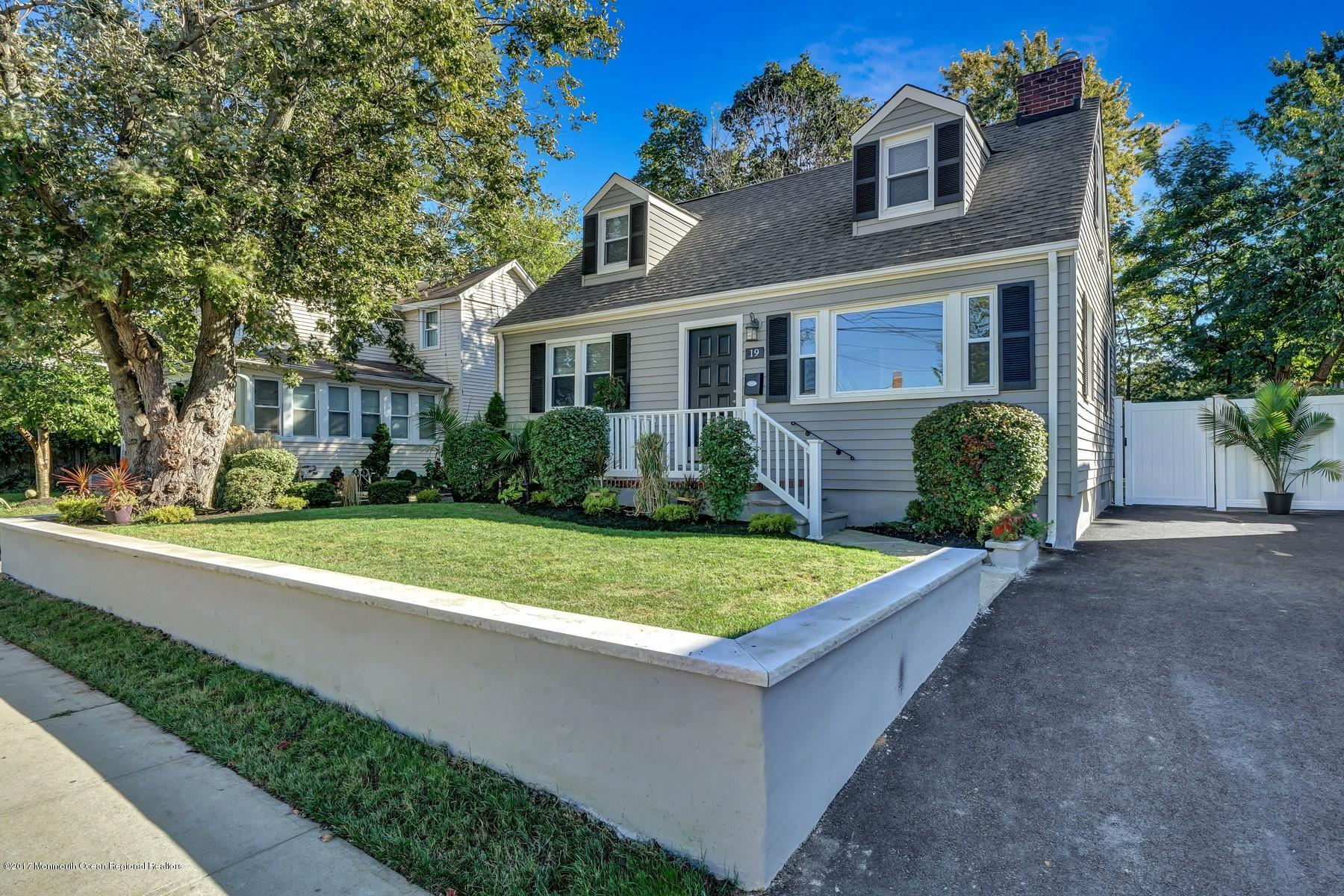 19 CEDAR STREET, RED BANK, NJ 07701