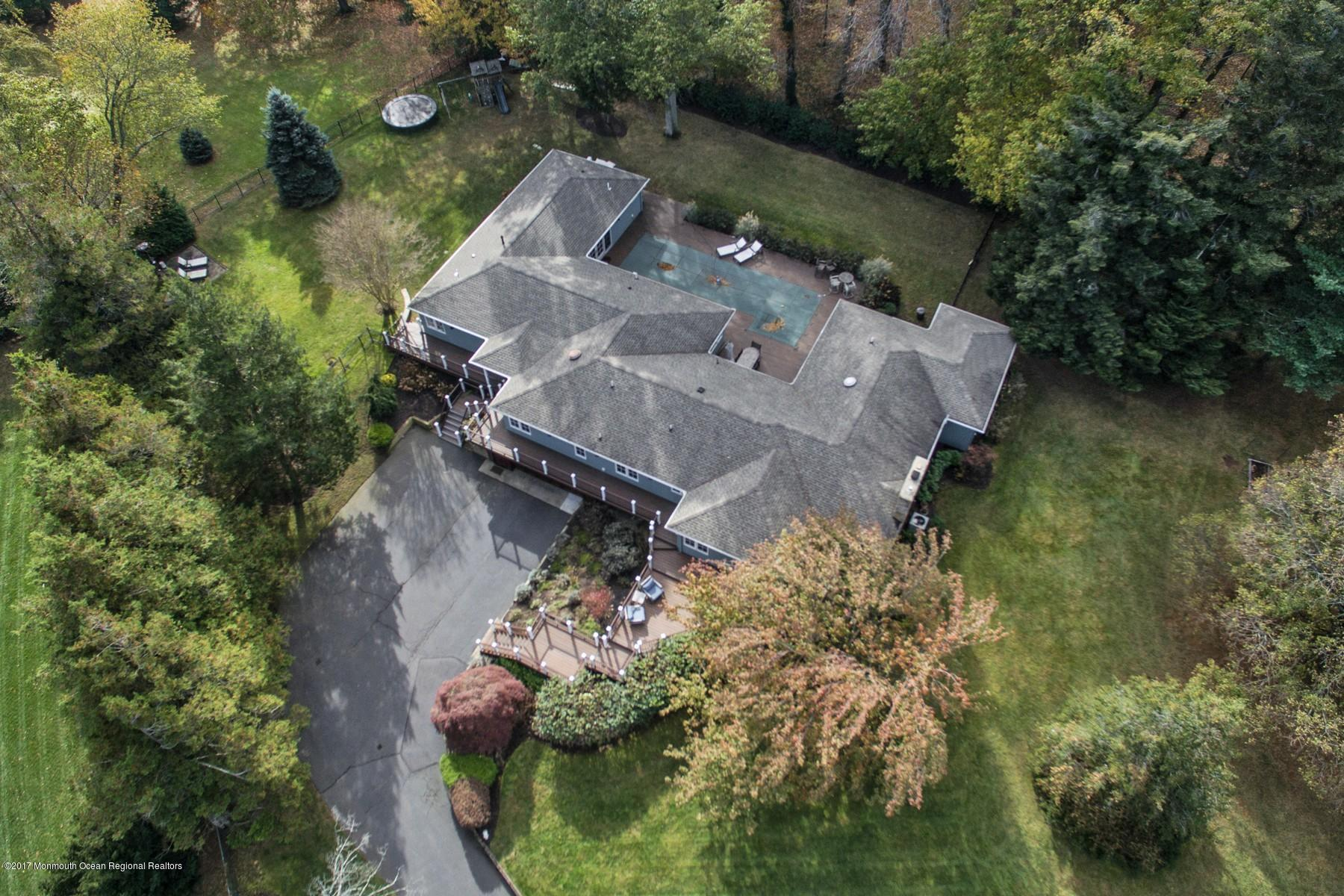 91 RIDGE ROAD, RUMSON, NJ 07760