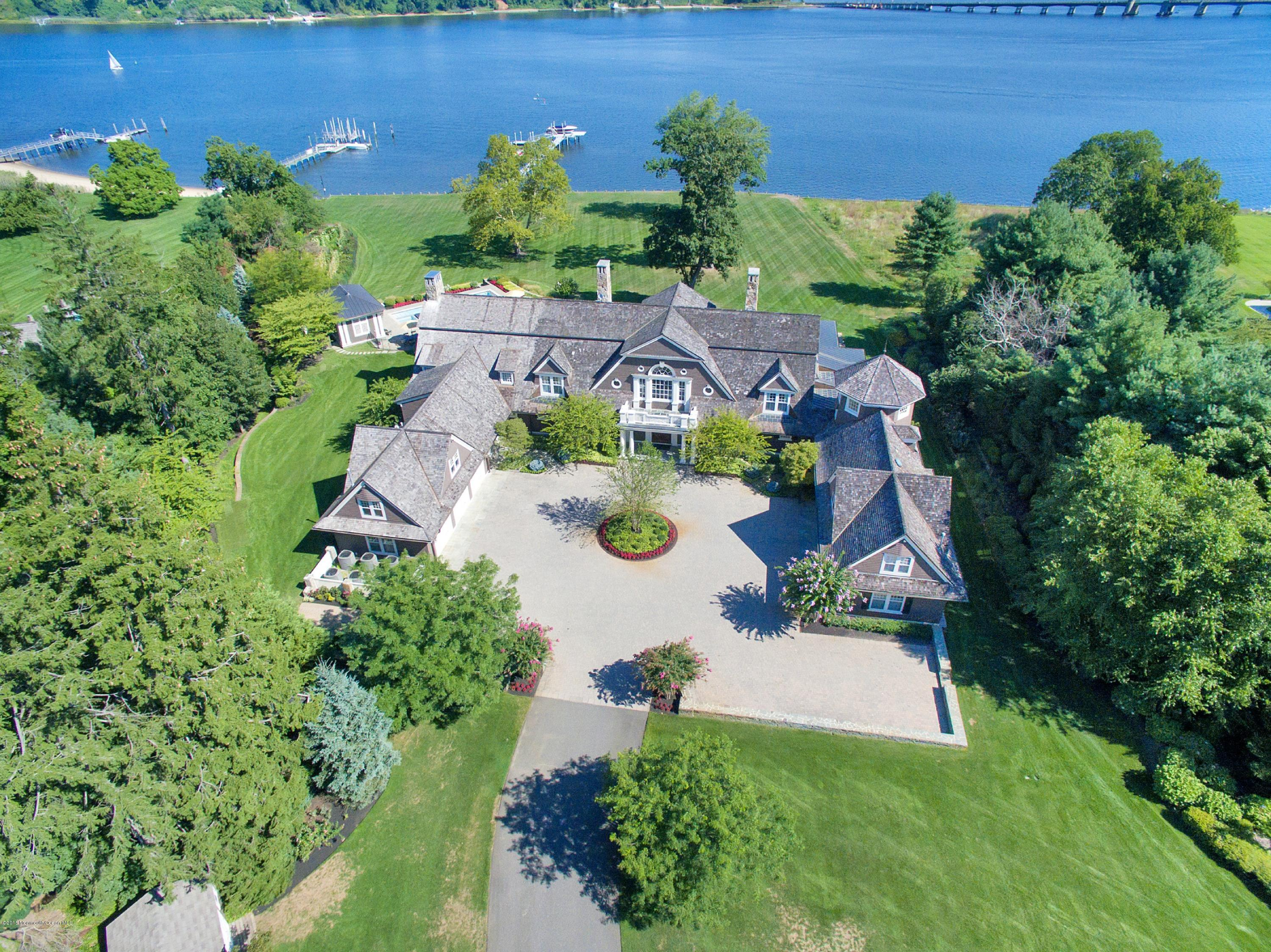 74 W RIVER ROAD, RUMSON, NJ 07760