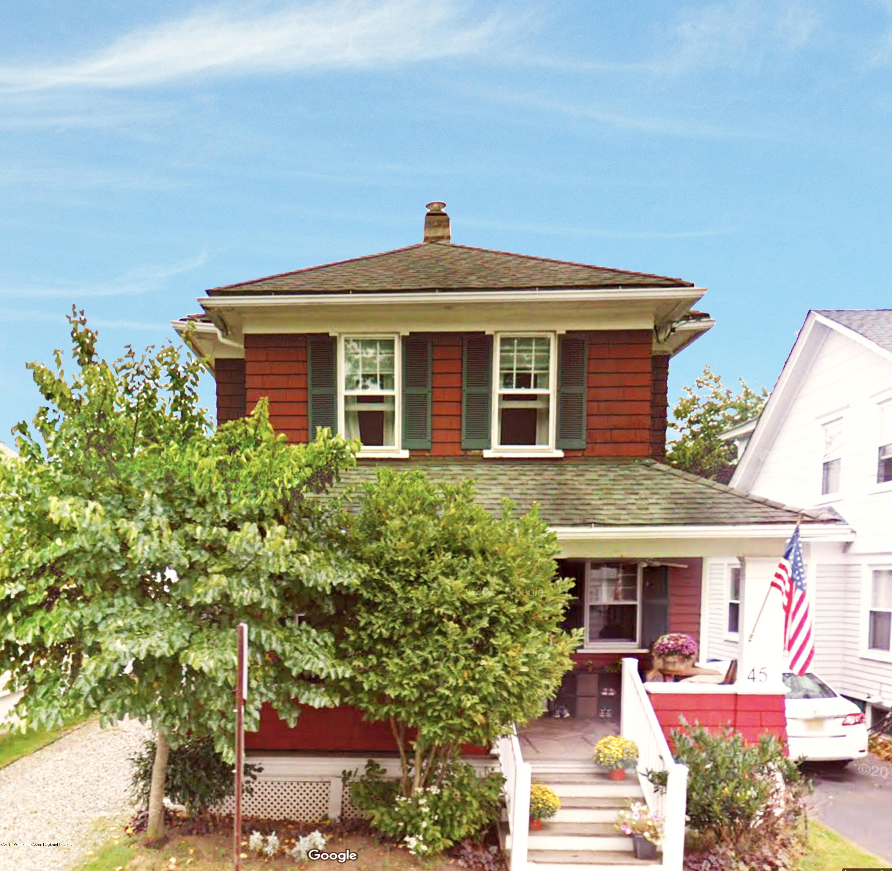 45 WAVERLY PLACE, RED BANK, NJ 07701