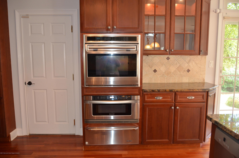 Kitchen - double oven