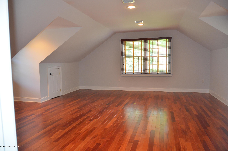 Bonus Room over 2-car garage