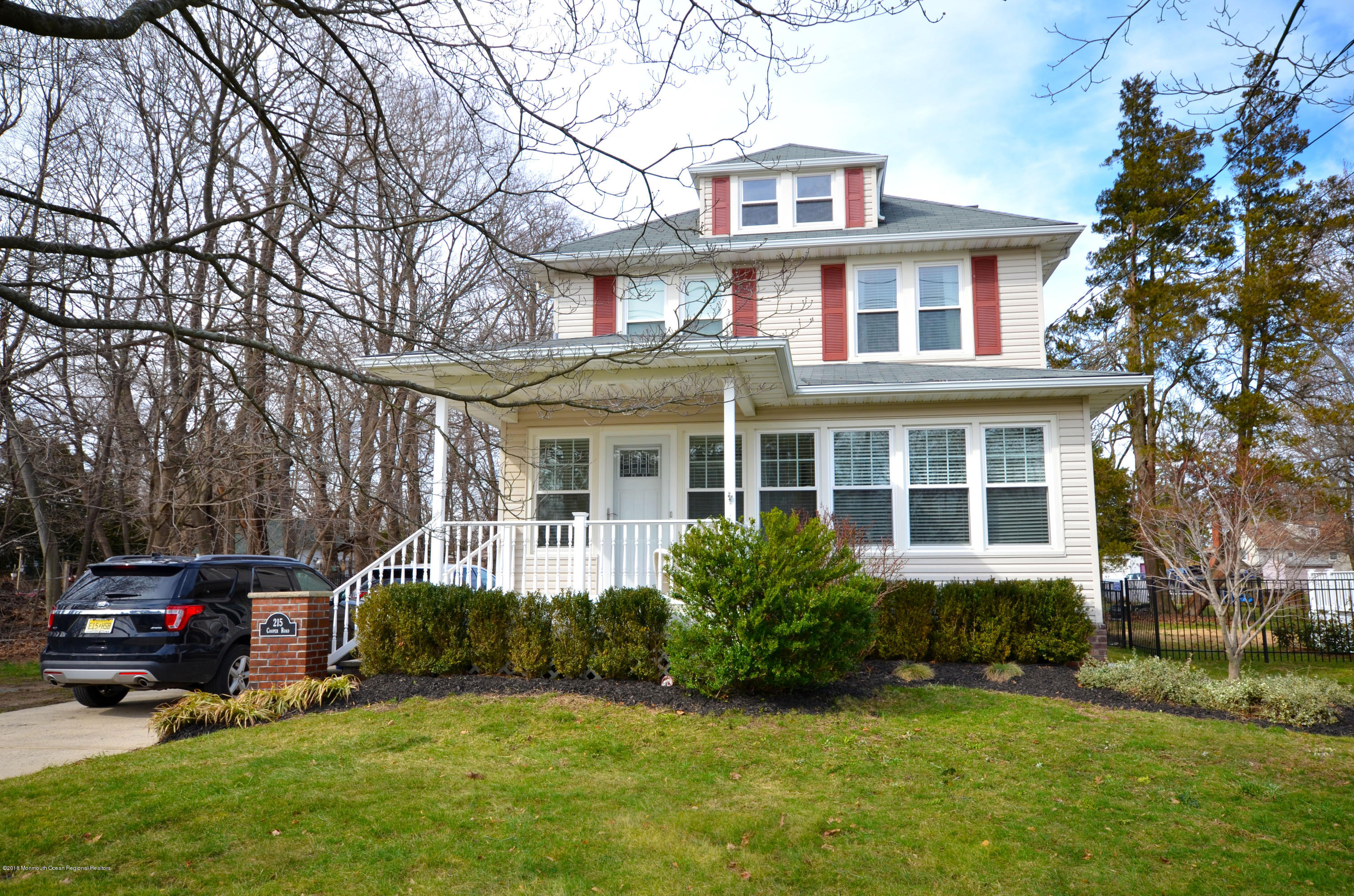 215 COOPER ROAD, RED BANK, NJ 07701