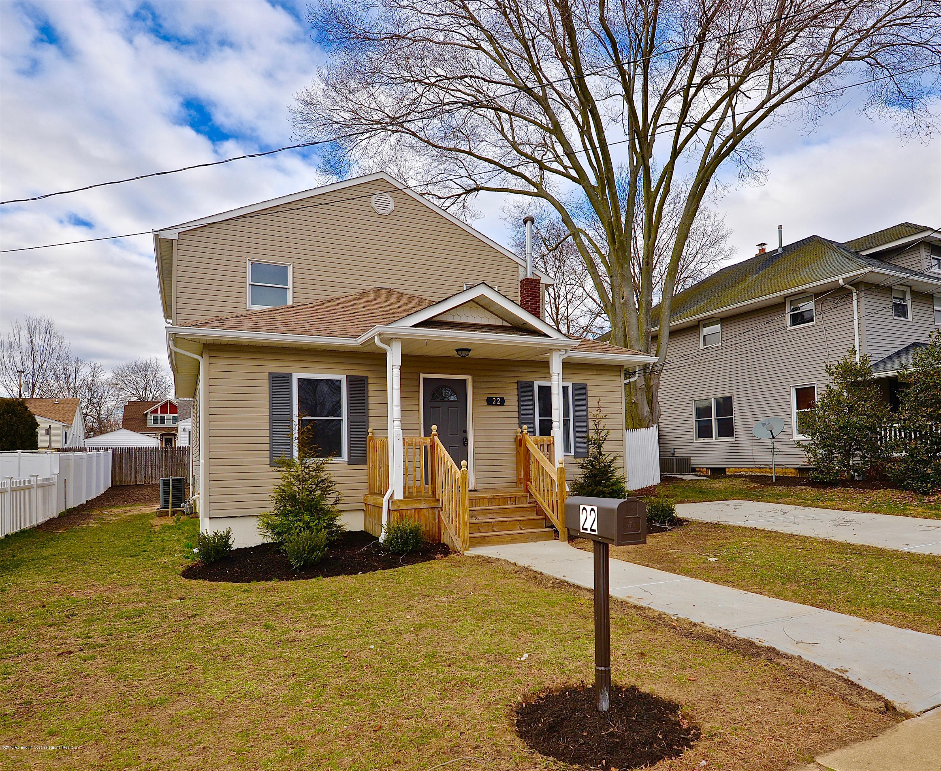 22 CARPENTER STREET, RED BANK, NJ 07701