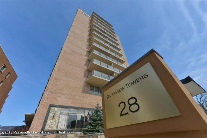 28 RIVERSIDE AVENUE #5F, RED BANK, NJ 07701
