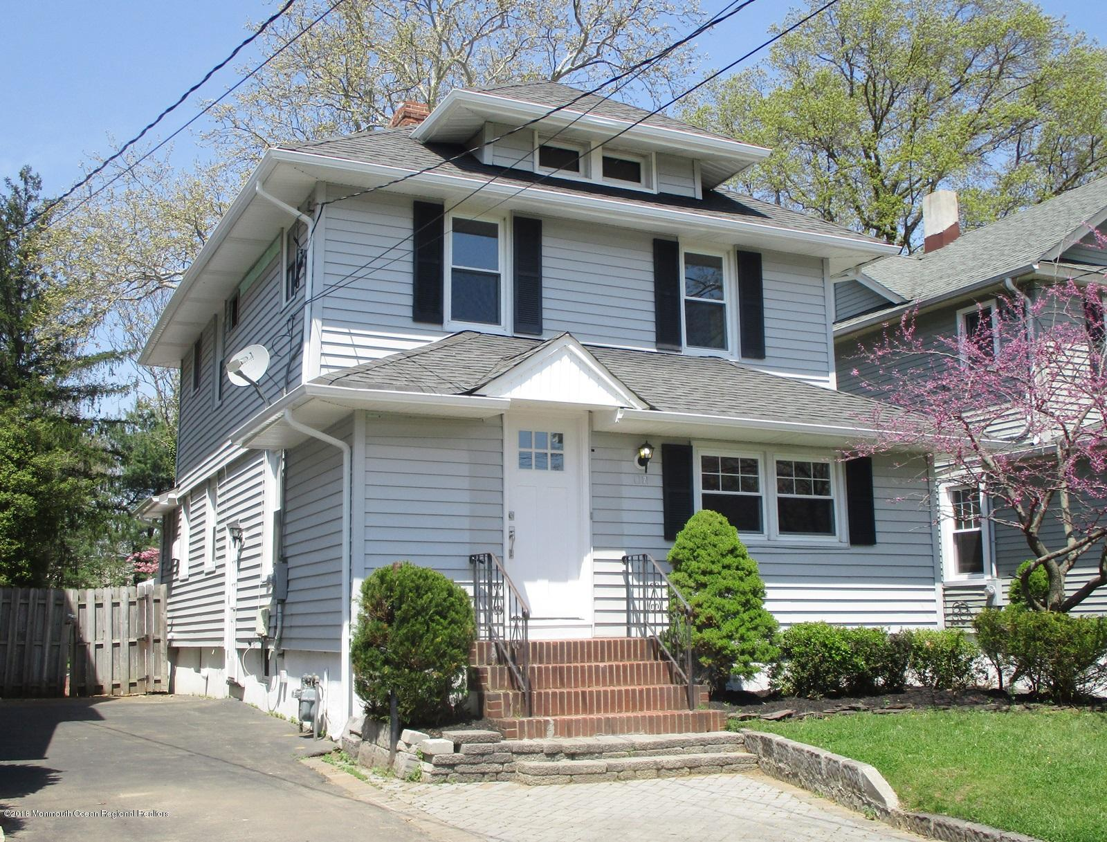 47 ELM PLACE, RED BANK, NJ 07701