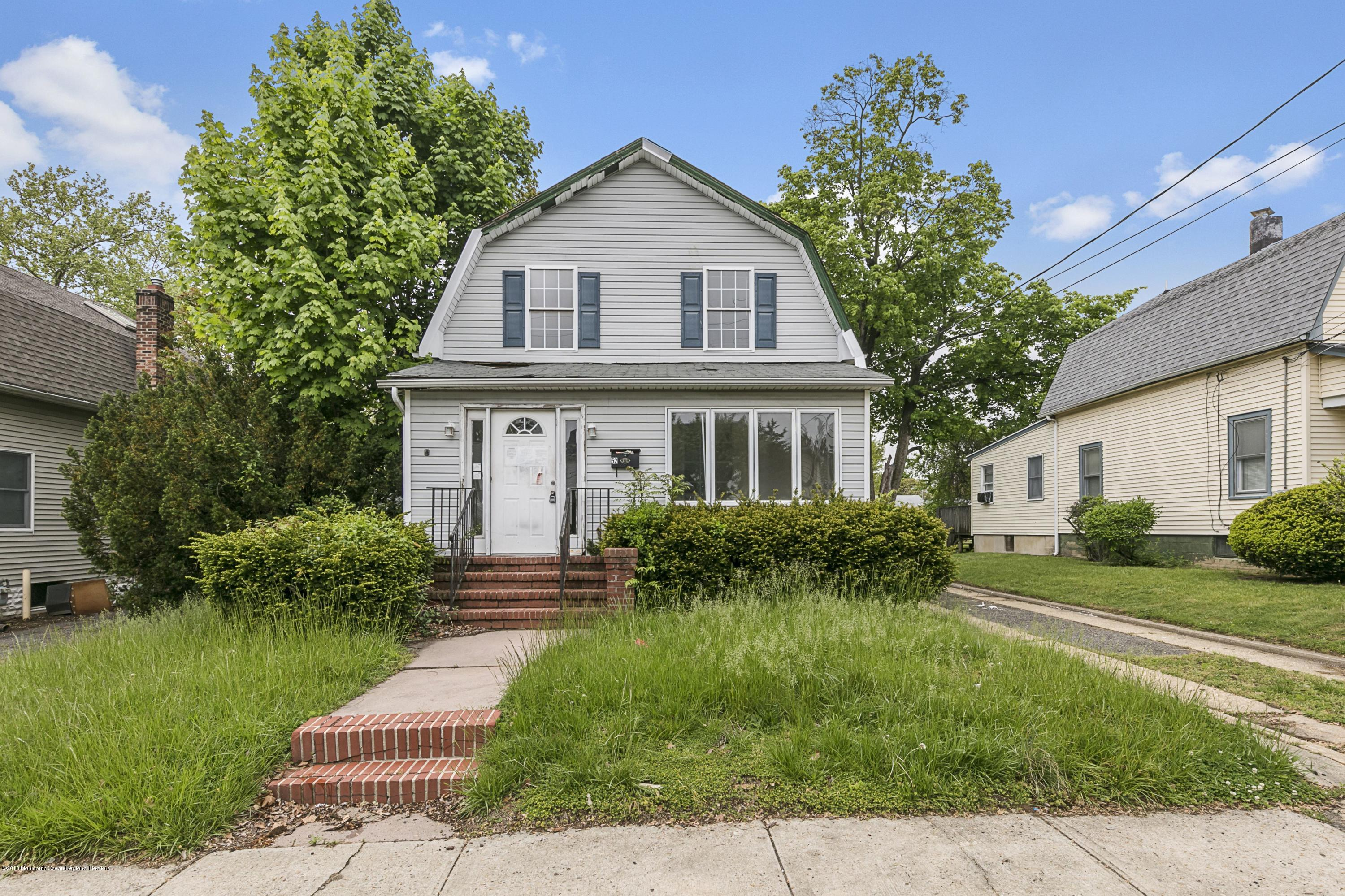 52 SUNSET AVENUE, RED BANK, NJ 07701