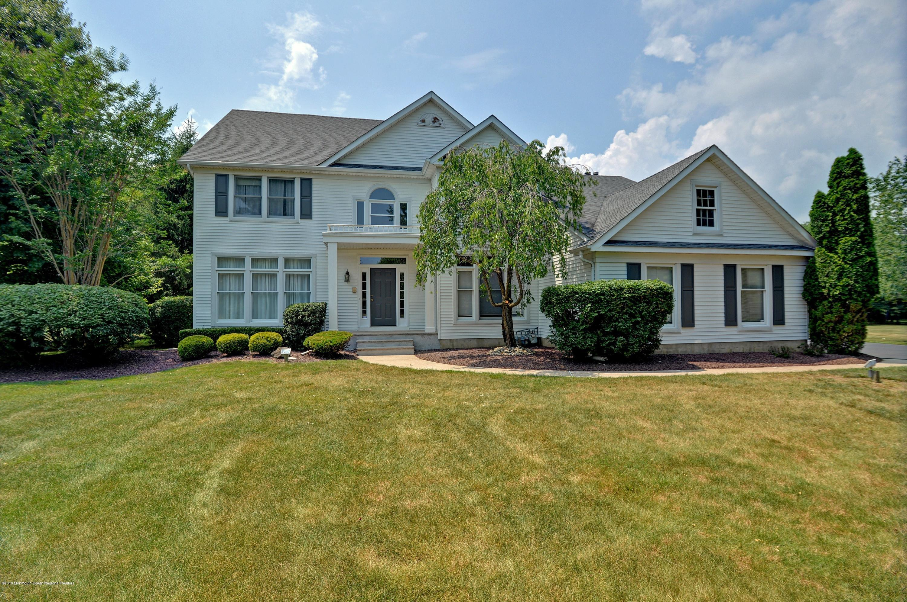 5  Dimisa Drive, Holmdel, New Jersey