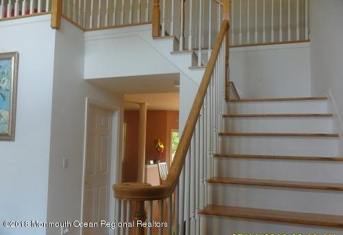 489 E Freehold Rd stair to 2nd flr