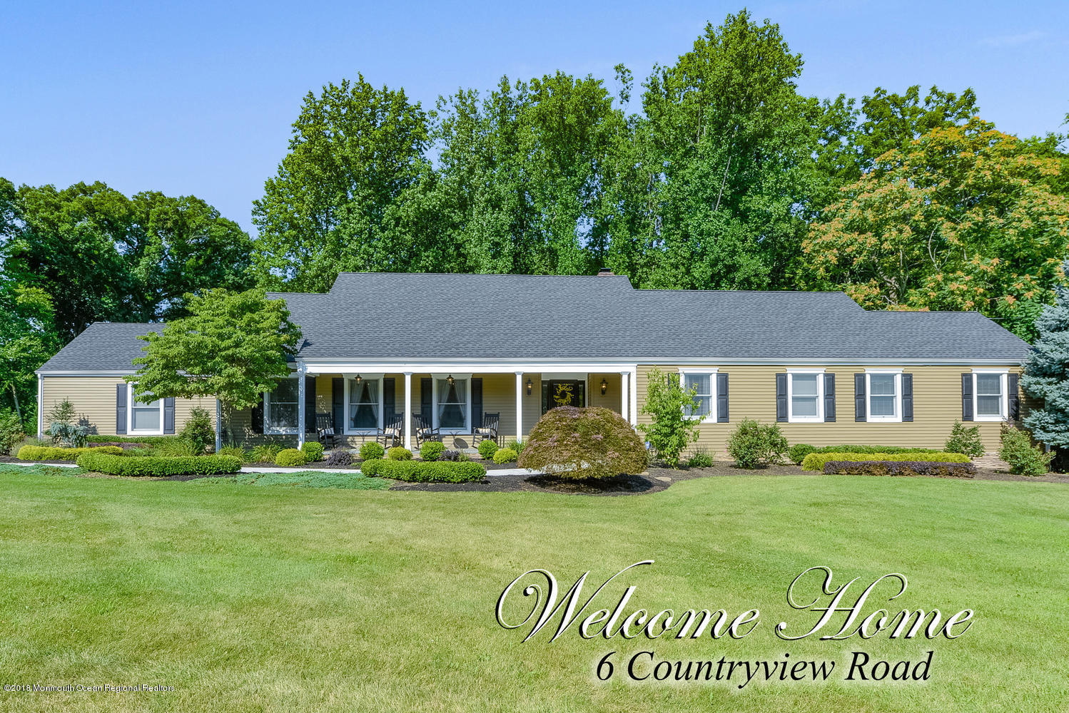6  Countryview Road, Holmdel, New Jersey