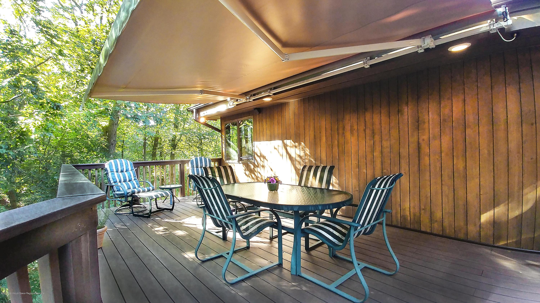 Newer Trex/Cedar wrap around deck