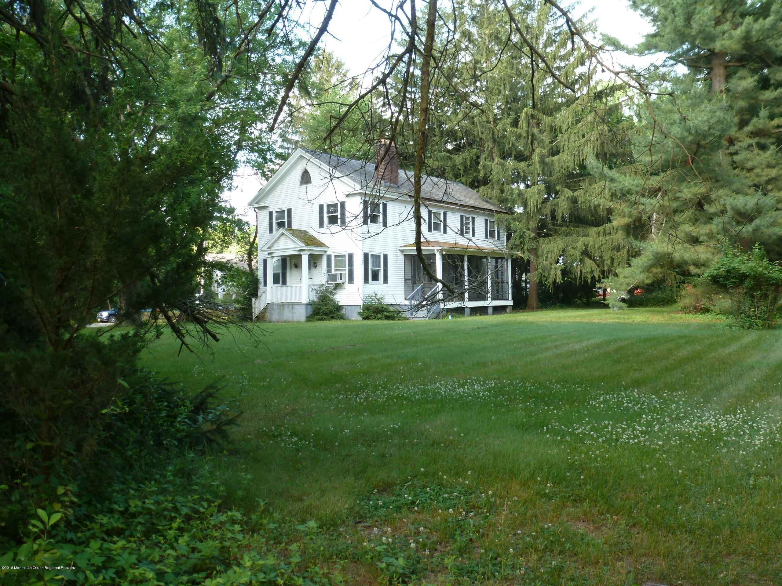 Colonial on 2.75 Gorgeous Acres