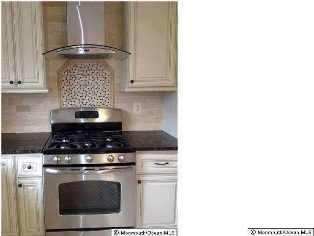 GE 5-head Gas Oven