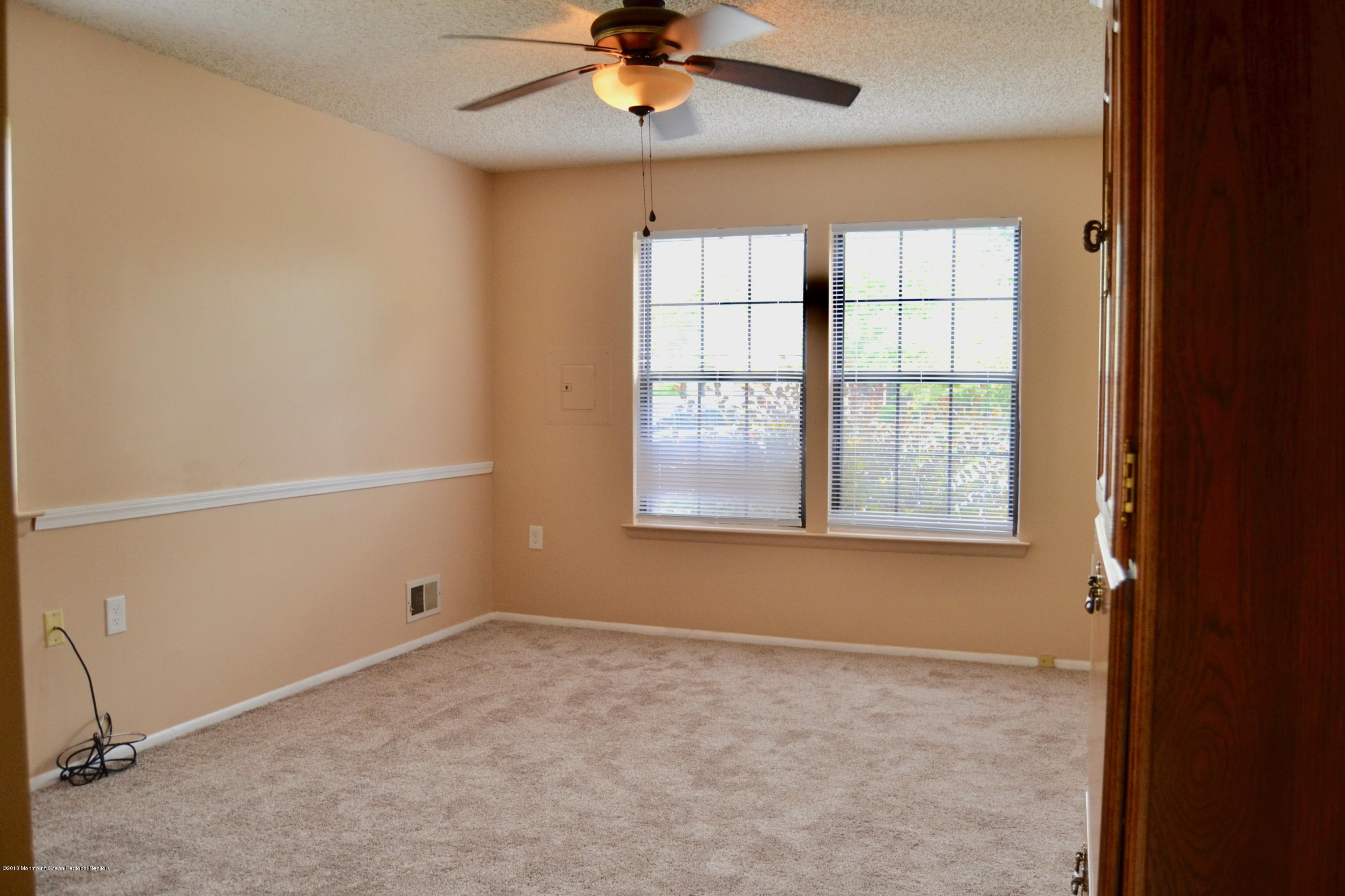 LIVING ROOM W/ NEW WALL TO WALL CARPET