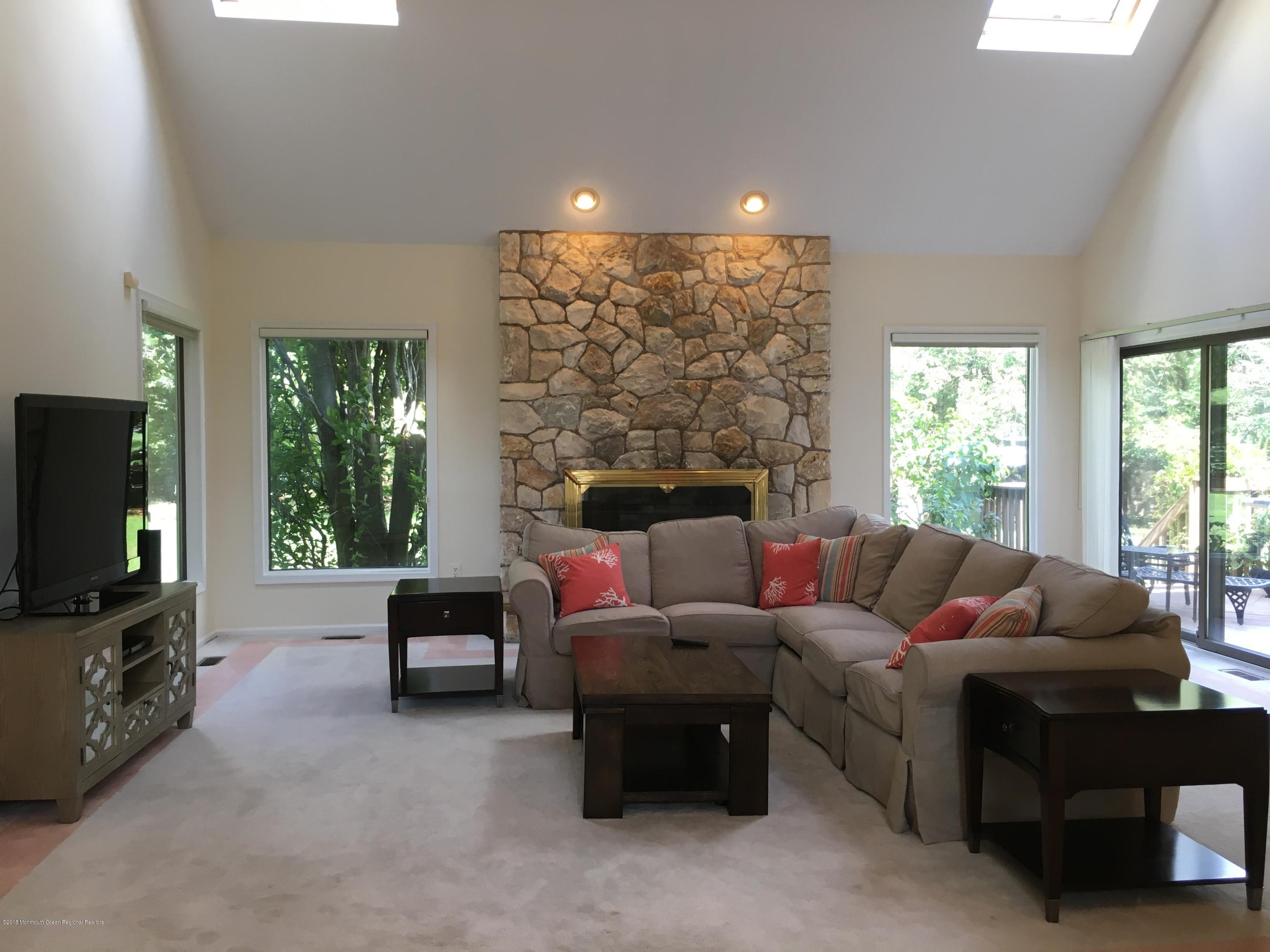 Family Room (A different layout)