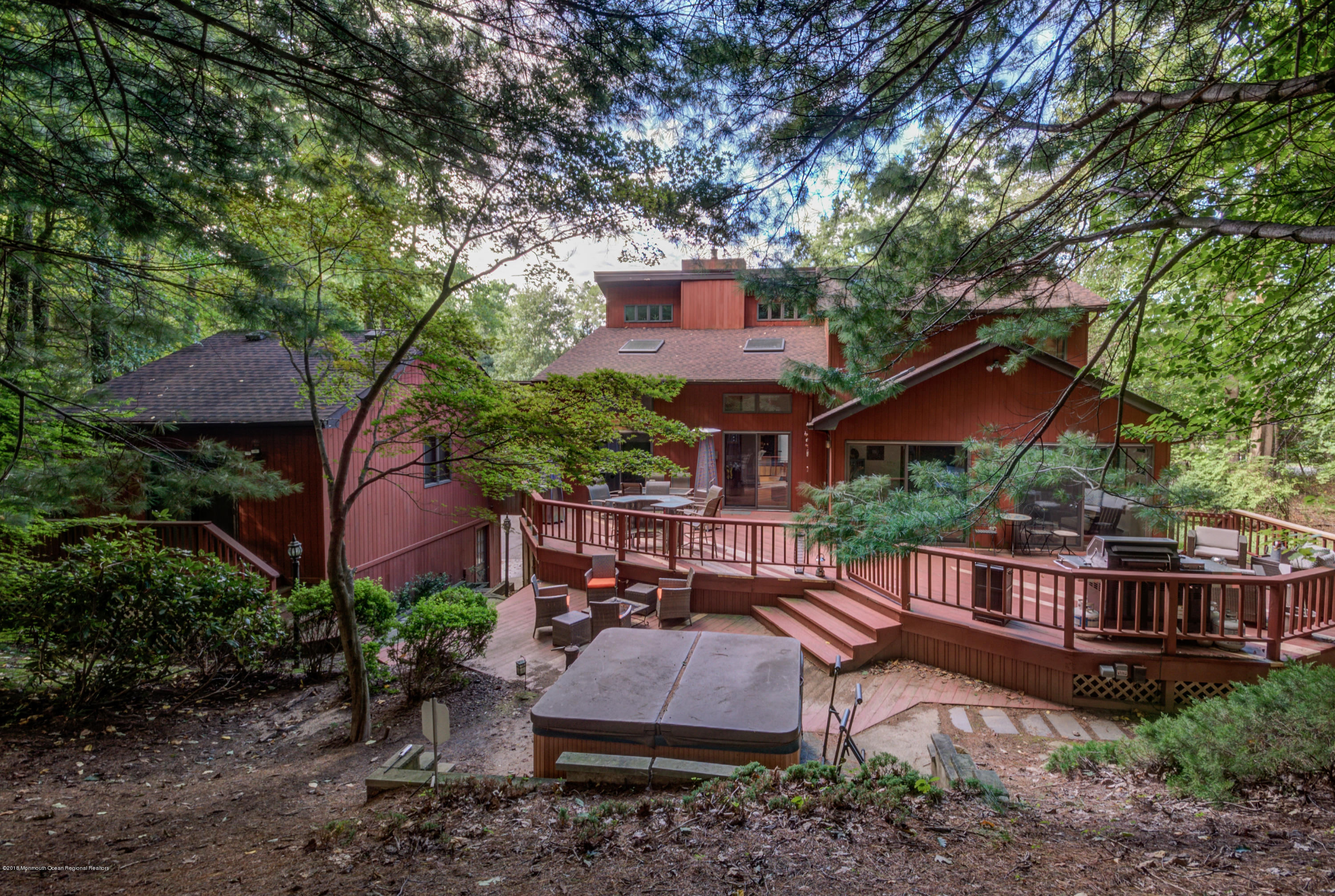 55  Telegraph Hill Road, Holmdel, New Jersey