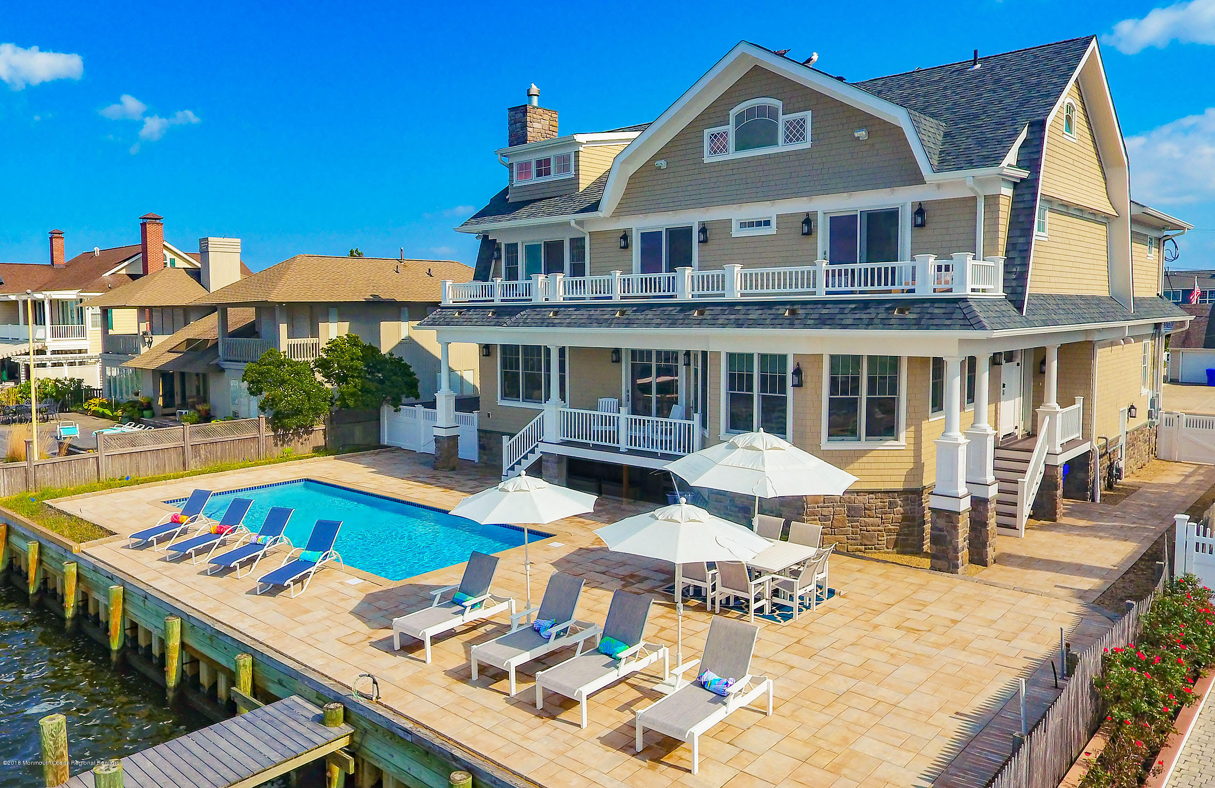 Photo of 207 Curtis Point Drive, Mantoloking, NJ 08738