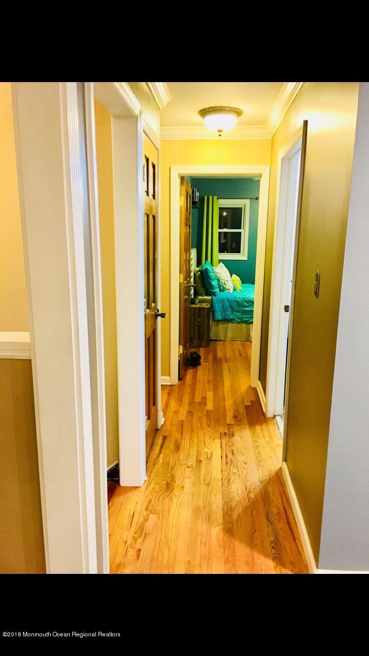 First Hallway