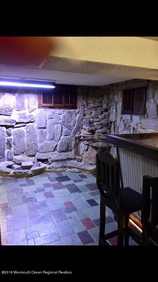 Stone wall Basement